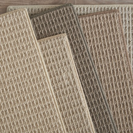 Grand Rapids Canvas Carpet, 100% Wool