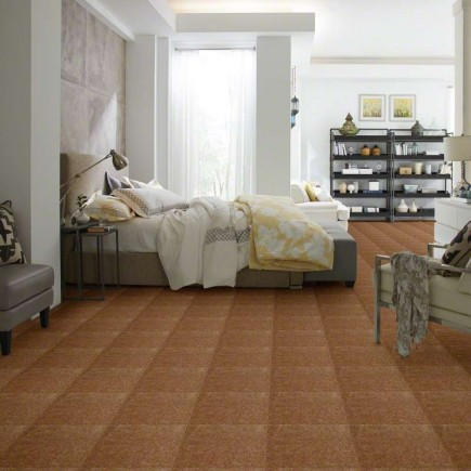 Yellow Gold Nylon Carpet
