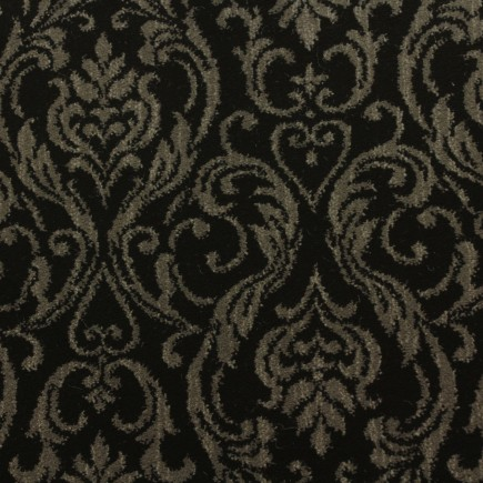 Lake Como Black Carpet, 100% Woven SD  Polypropolene