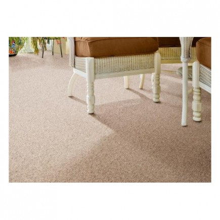 Lani Seacliff Gray Carpet, 100% Wool