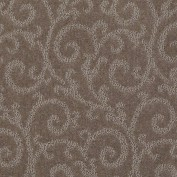 Pleasant Garden II Simply Taupe Carpet, 100% Stainmaster Nylon