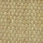 Senegal Natural Carpet, 100% Seagrass