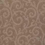Pleasant Garden II Sable Carpet, 100% Stainmaster Nylon