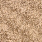 Santorini Toasted Almond Carpet, 100% Wool