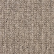 Villanova Ash Gray Carpet, 100% Wool